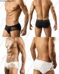 透视与不透视结合设计男内裤三角裤*3288*